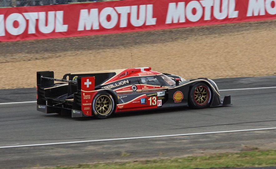 The 2013 24 Hours of Le Mans - Slide 23