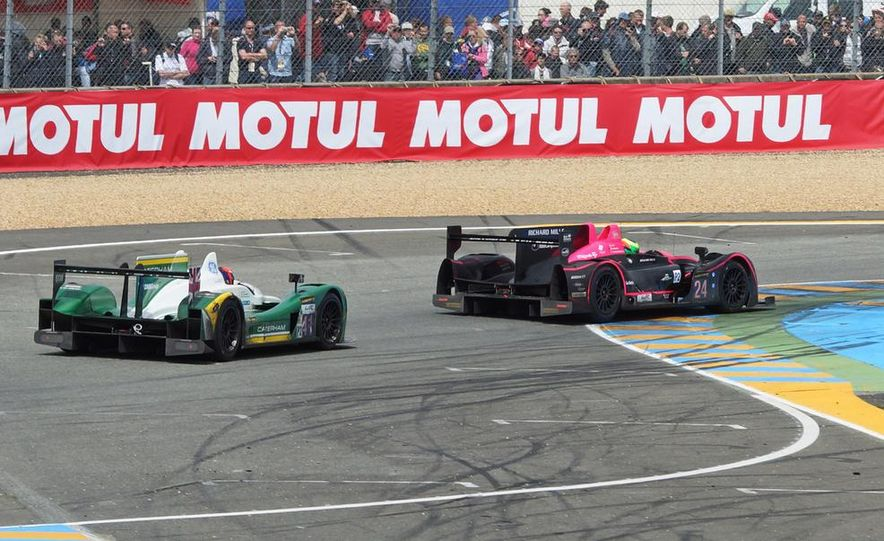 The 2013 24 Hours of Le Mans - Slide 27