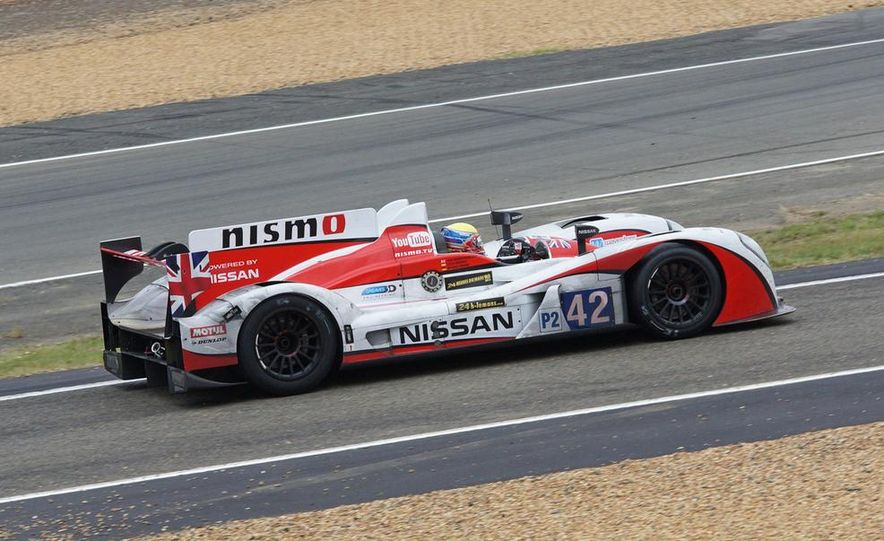 The 2013 24 Hours of Le Mans - Slide 31
