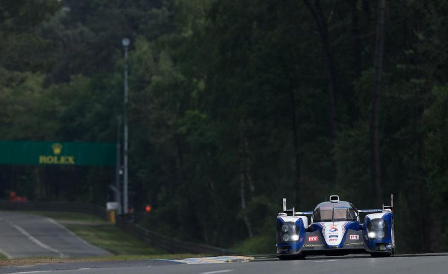 The 2013 24 Hours of Le Mans - Slide 38