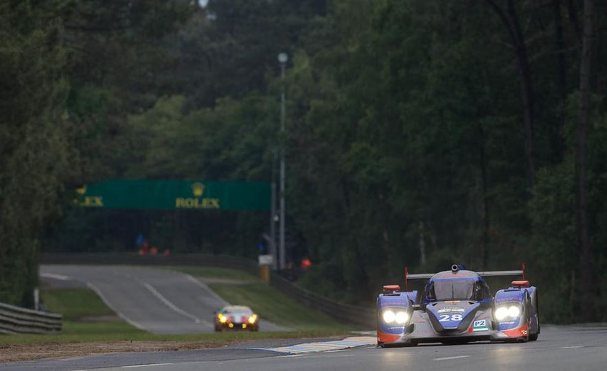 The 2013 24 Hours of Le Mans - Slide 39
