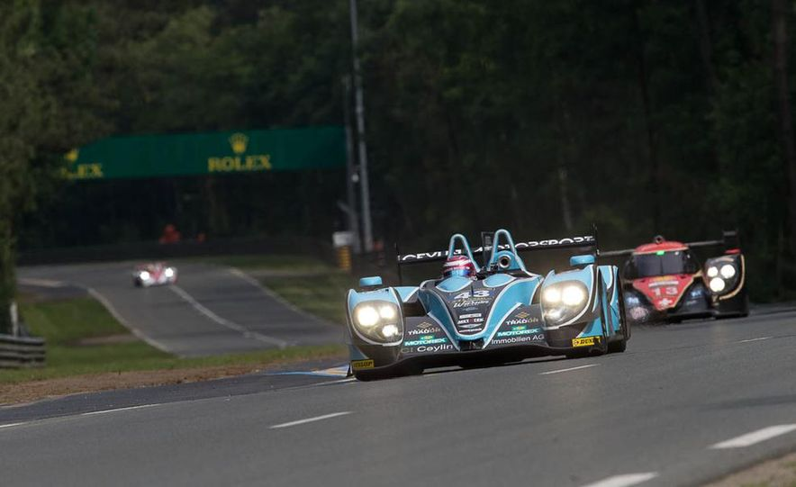 The 2013 24 Hours of Le Mans - Slide 47