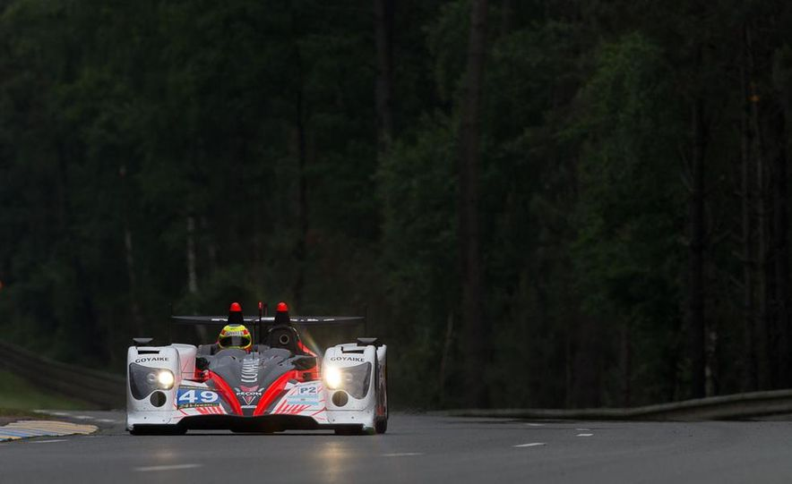 The 2013 24 Hours of Le Mans - Slide 48
