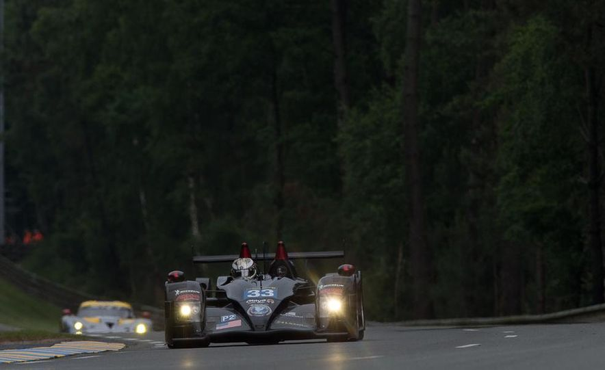 The 2013 24 Hours of Le Mans - Slide 49
