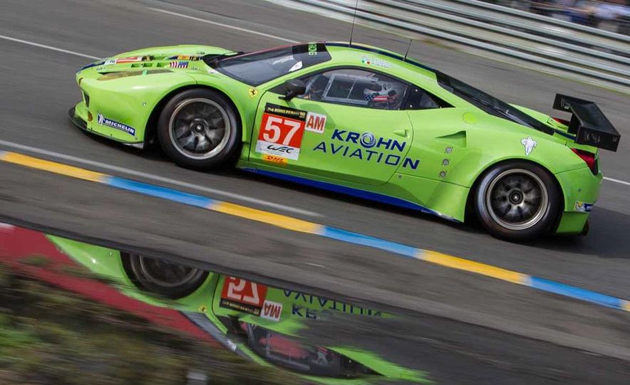 The 2013 24 Hours of Le Mans - Slide 50