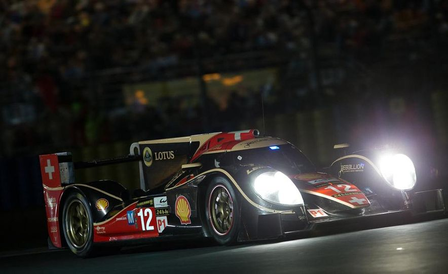 The 2013 24 Hours of Le Mans - Slide 54