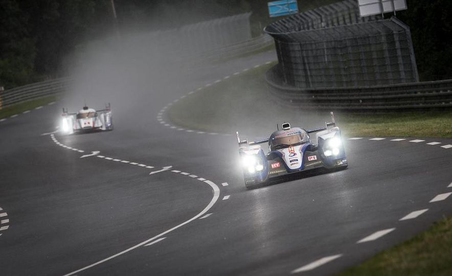 The 2013 24 Hours of Le Mans - Slide 55