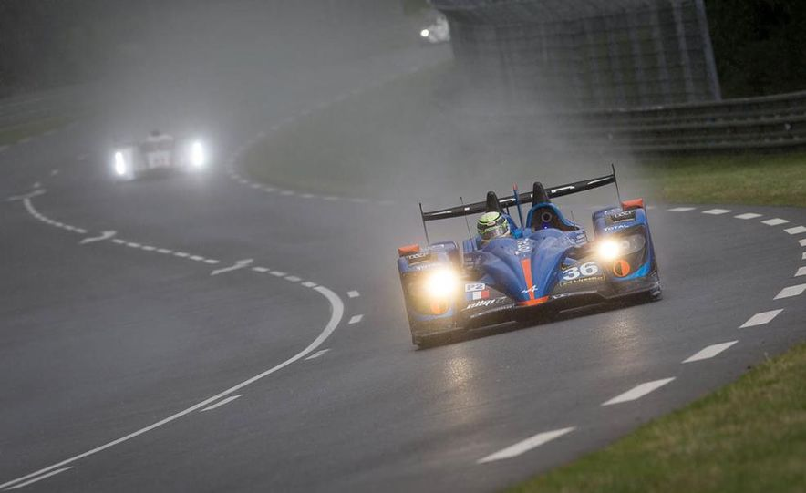 The 2013 24 Hours of Le Mans - Slide 56