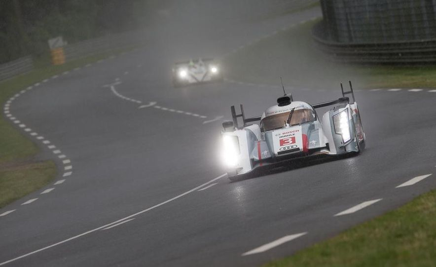 The 2013 24 Hours of Le Mans - Slide 57