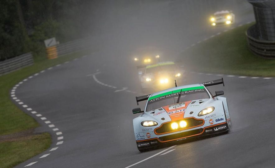 The 2013 24 Hours of Le Mans - Slide 59