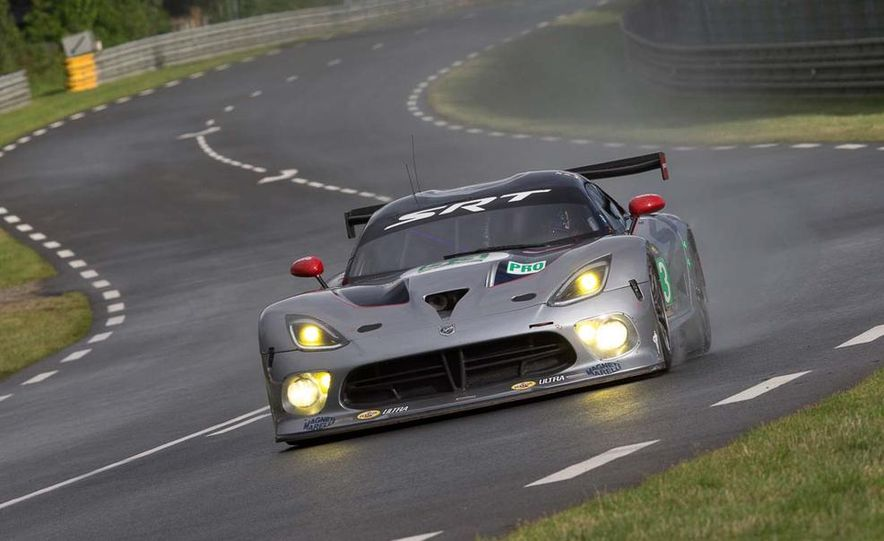 The 2013 24 Hours of Le Mans - Slide 60