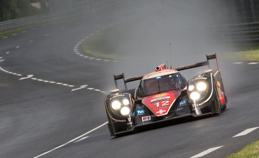 The 2013 24 Hours of Le Mans - Slide 61