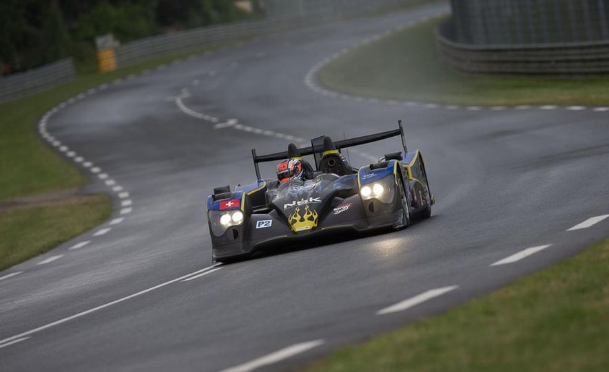 The 2013 24 Hours of Le Mans - Slide 62