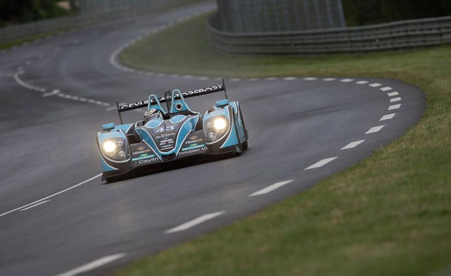 The 2013 24 Hours of Le Mans - Slide 63
