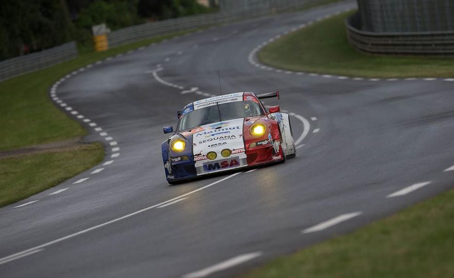 The 2013 24 Hours of Le Mans - Slide 64