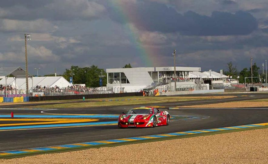 The 2013 24 Hours of Le Mans - Slide 72