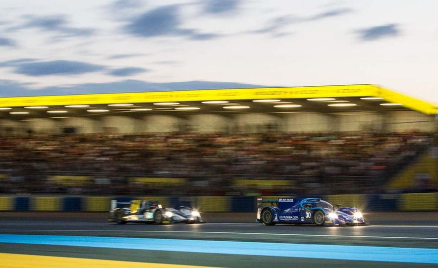 The 2013 24 Hours of Le Mans - Slide 74