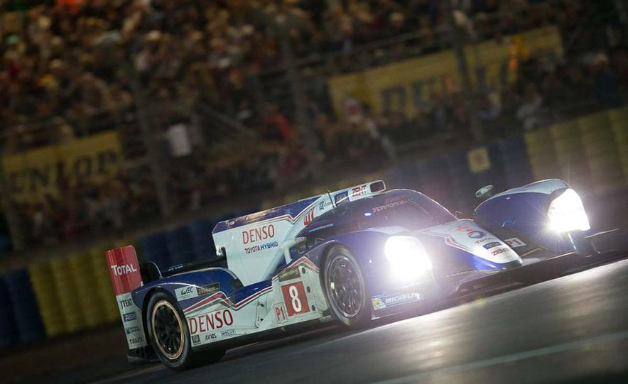 The 2013 24 Hours of Le Mans - Slide 76