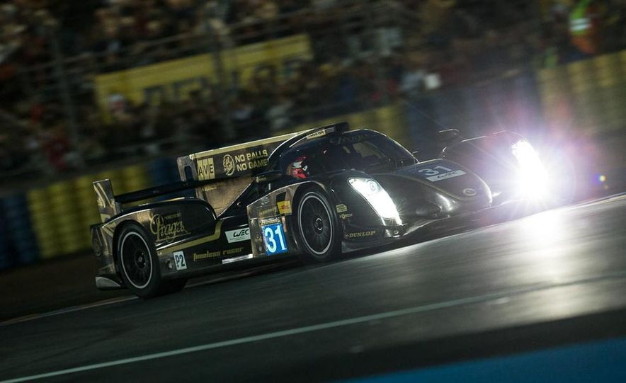 The 2013 24 Hours of Le Mans - Slide 78