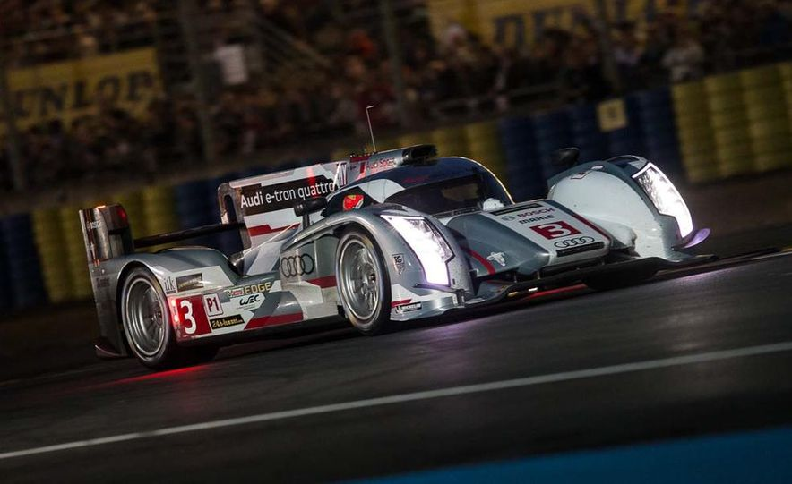 The 2013 24 Hours of Le Mans - Slide 81