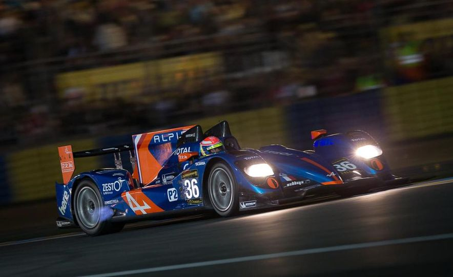 The 2013 24 Hours of Le Mans - Slide 83