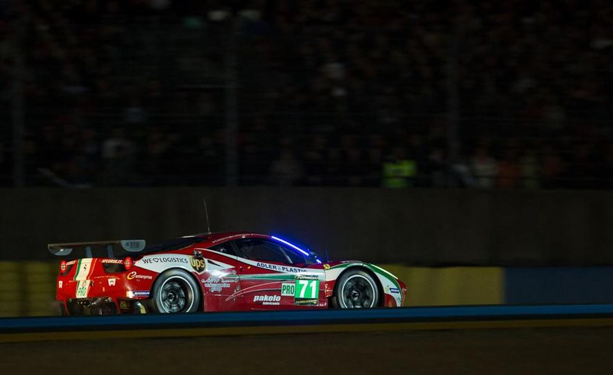 The 2013 24 Hours of Le Mans - Slide 85