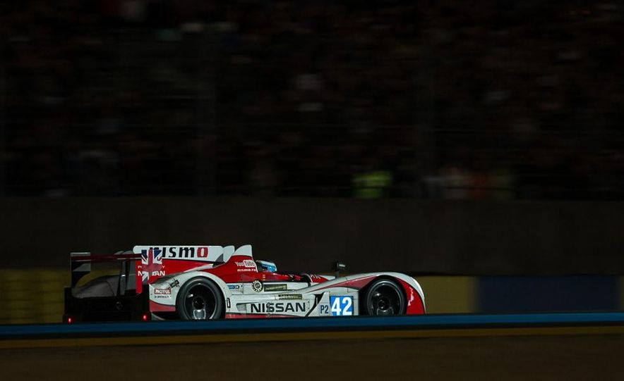 The 2013 24 Hours of Le Mans - Slide 86