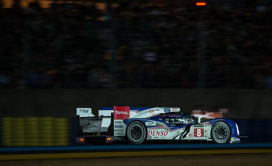 The 2013 24 Hours of Le Mans - Slide 87