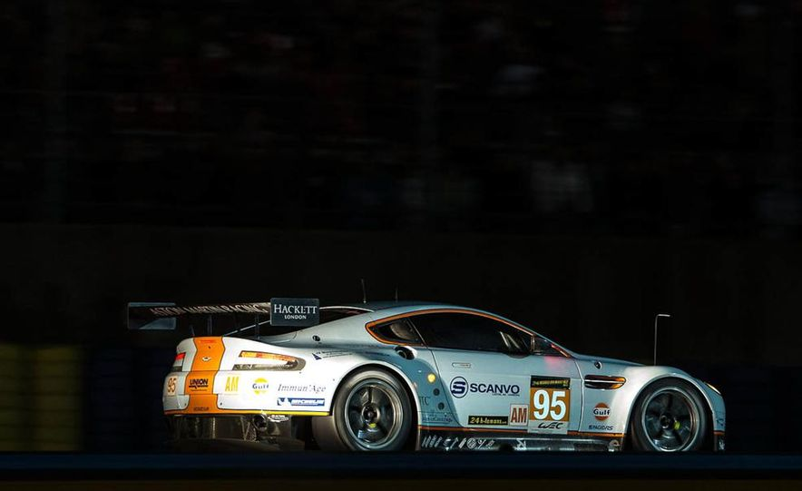 The 2013 24 Hours of Le Mans - Slide 88