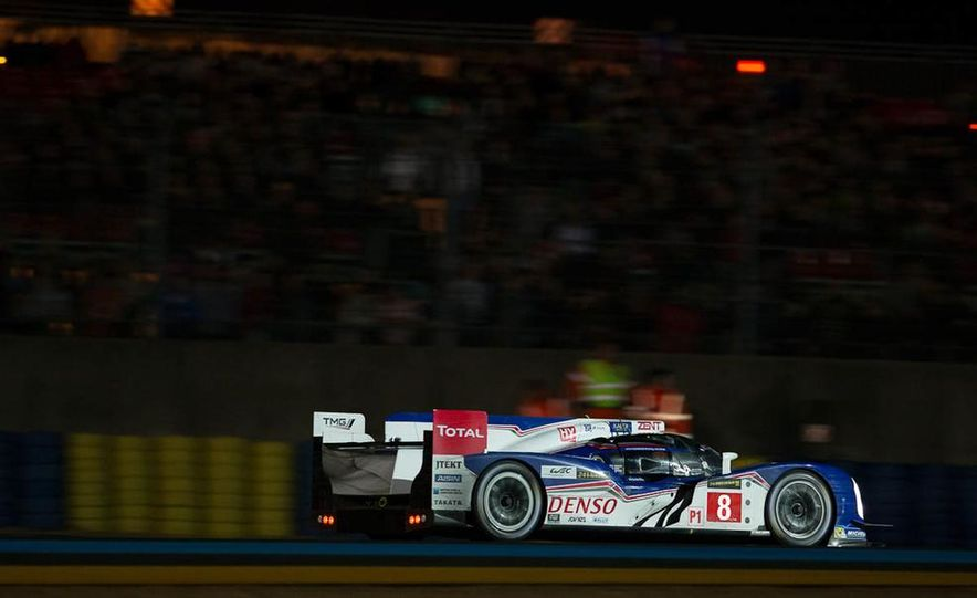 The 2013 24 Hours of Le Mans - Slide 89