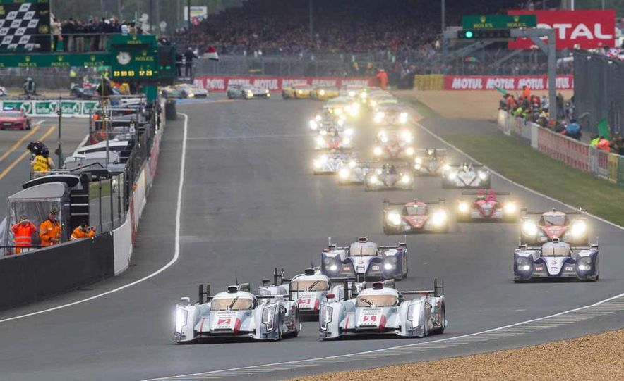 The 2013 24 Hours of Le Mans - Slide 90