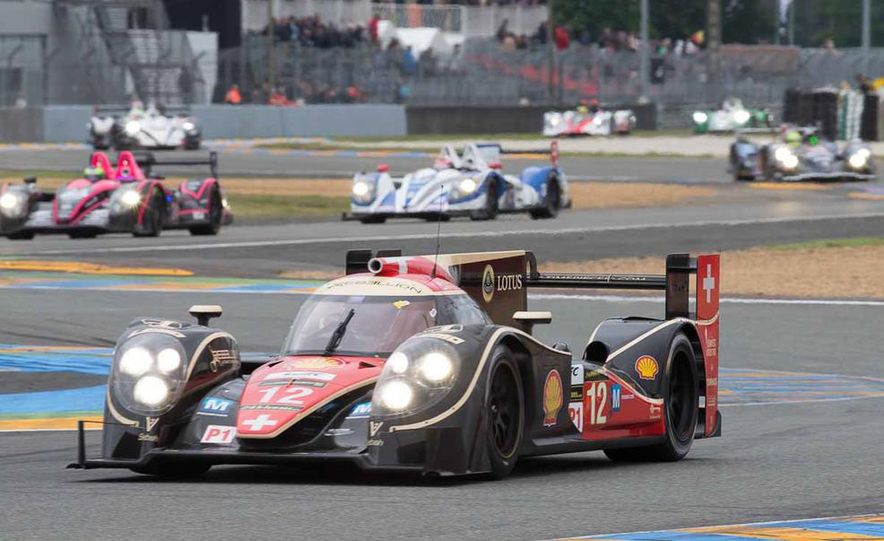 The 2013 24 Hours of Le Mans - Slide 91