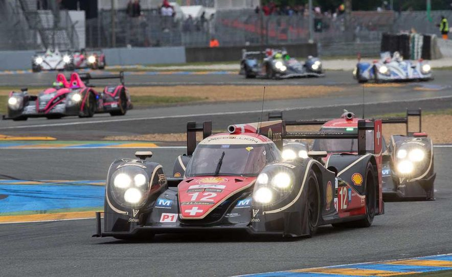 The 2013 24 Hours of Le Mans - Slide 96