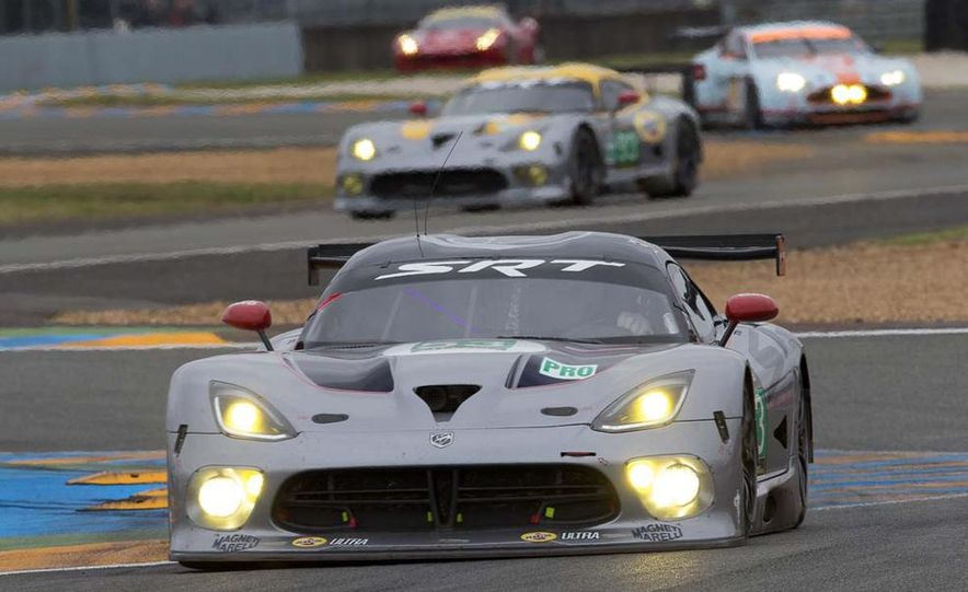 The 2013 24 Hours of Le Mans - Slide 102