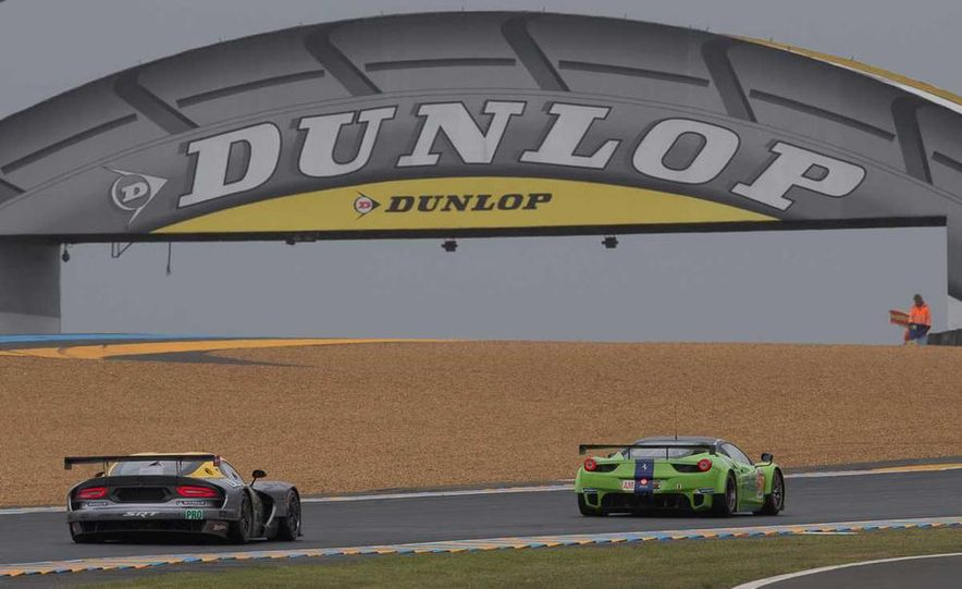 The 2013 24 Hours of Le Mans - Slide 103