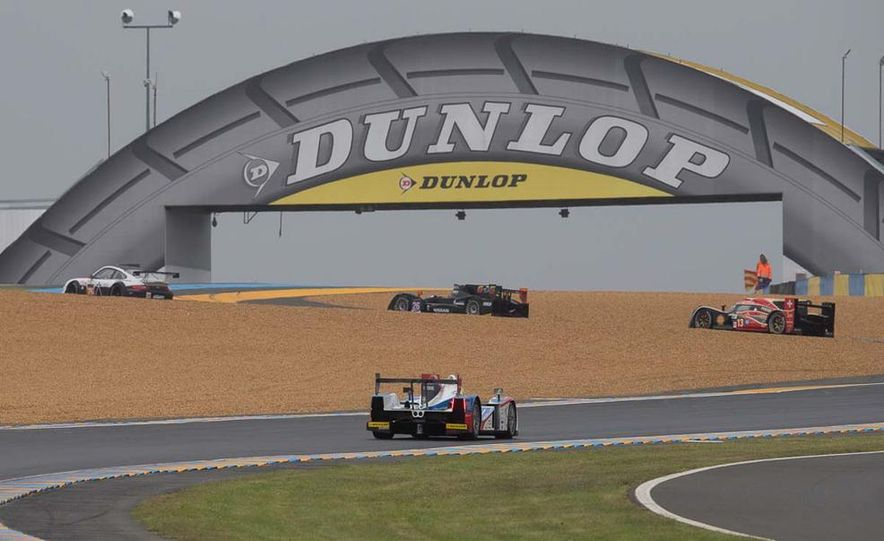 The 2013 24 Hours of Le Mans - Slide 104