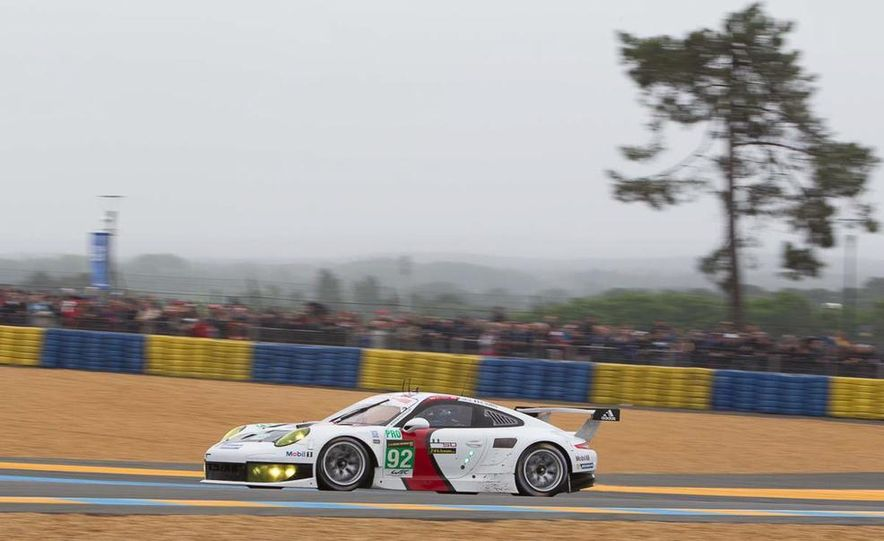 The 2013 24 Hours of Le Mans - Slide 105