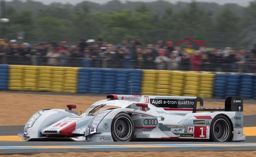 The 2013 24 Hours of Le Mans - Slide 106