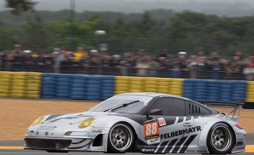 The 2013 24 Hours of Le Mans - Slide 107