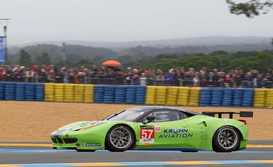 The 2013 24 Hours of Le Mans - Slide 108