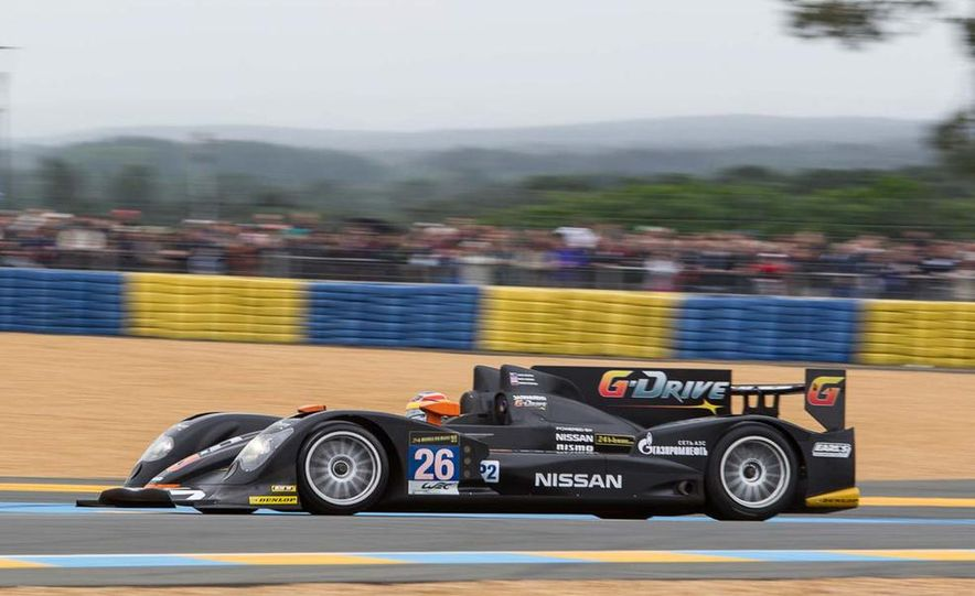 The 2013 24 Hours of Le Mans - Slide 109