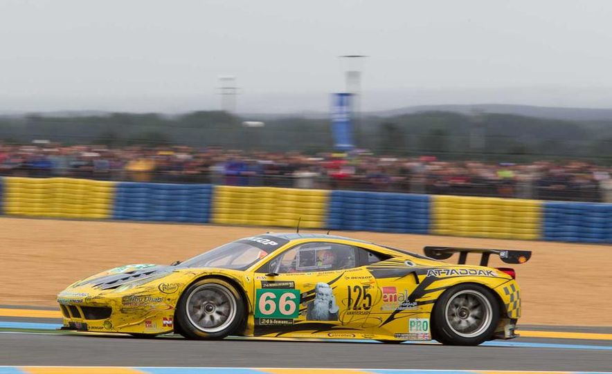 The 2013 24 Hours of Le Mans - Slide 110