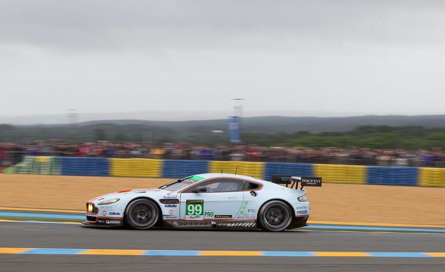 The 2013 24 Hours of Le Mans - Slide 111