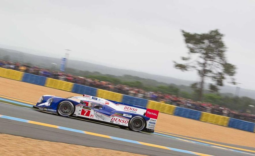 The 2013 24 Hours of Le Mans - Slide 112