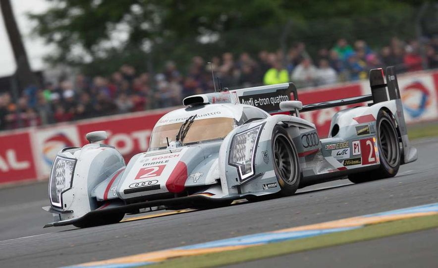 The 2013 24 Hours of Le Mans - Slide 114