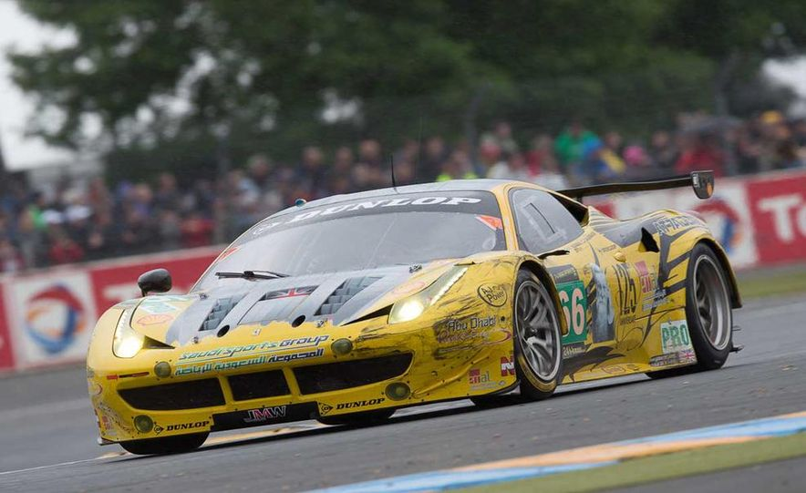 The 2013 24 Hours of Le Mans - Slide 115