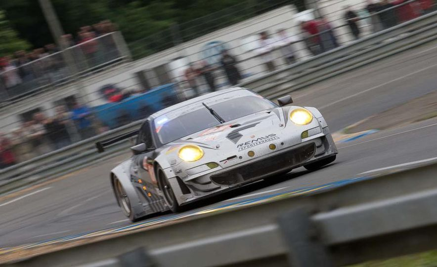 The 2013 24 Hours of Le Mans - Slide 117