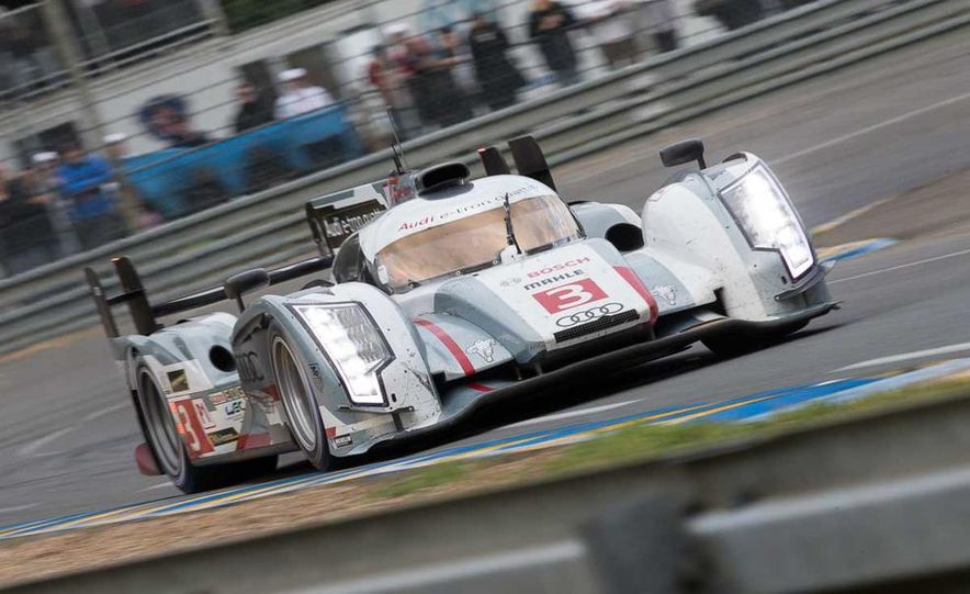 The 2013 24 Hours of Le Mans - Slide 120