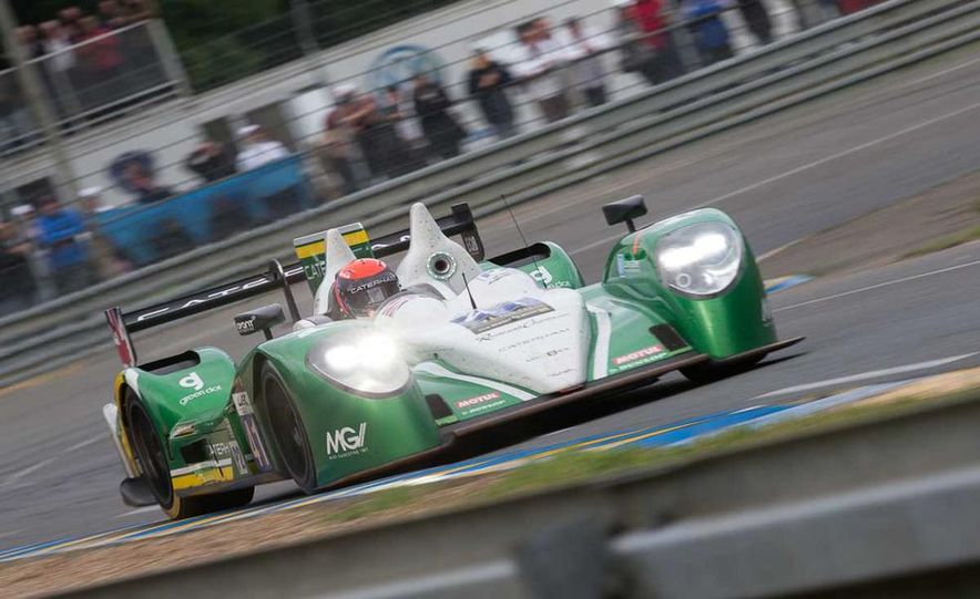 The 2013 24 Hours of Le Mans - Slide 121