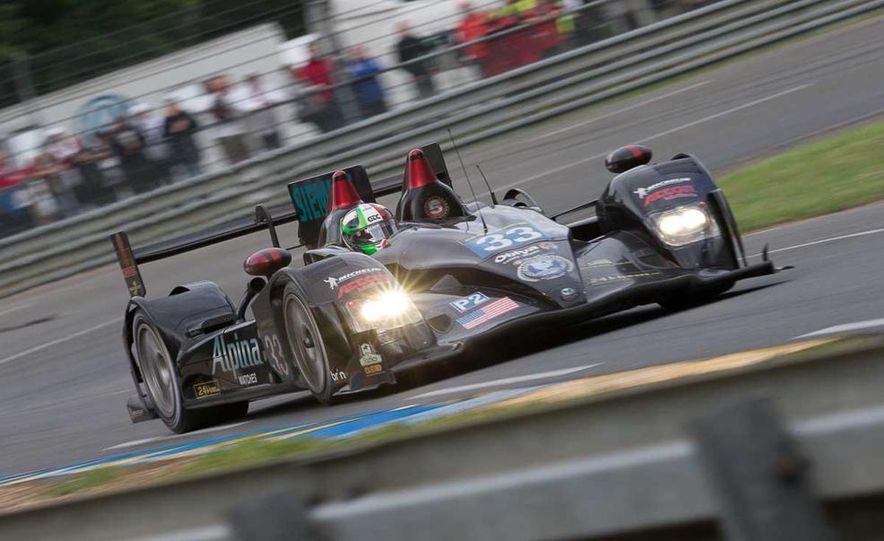 The 2013 24 Hours of Le Mans - Slide 124